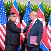 Dans l'impasse avec la Corée du Nord, Donald Trump accuse la Chine