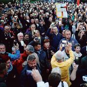 Migrants : Chemnitz, épicentre de la protestation