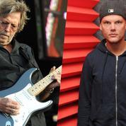 Eric Clapton dédie une chanson à Avicii dans son prochain album