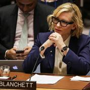 Le touchant plaidoyer de Cate Blanchett au Conseil de sécurité de l'ONU pour les Rohingyas
