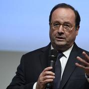 Les cinq flèches de Hollande contre Macron dans son discours de rentrée