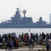 Moscou manœuvre en Méditerranée