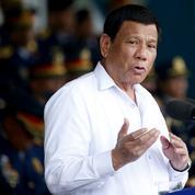 Visite controversée de Rodrigo Duterte en Israël