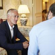 Psychologie, management, gestion du succès: les confidences de Didier Deschamps