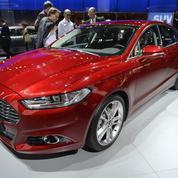 Ford va cesser de produire certains modèles, jugés trop classiques