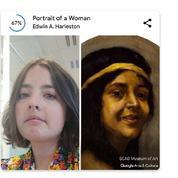 Avec Art Selfie, Google vous trouve un sosie dans une œuvre d'art
