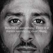 Le controversé Colin Kaepernick, égérie de Nike, dans une campagne très politique
