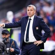 L'OL soutient son entraîneur Bruno Génésio après un incident avec des supporters