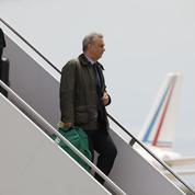 Le sort du porte-parole de l'Élysée Bruno Roger-Petit en suspens