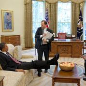 Vie de bureau: «Les pieds sur le bureau mais avec élégance»