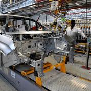 Industrie: la France toujours à la peine