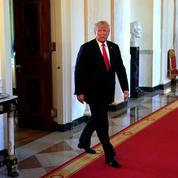 La chasse au traître bat son plein à la Maison-Blanche