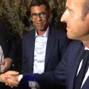 Quand le président Macron piège l'opposant Mélenchon…