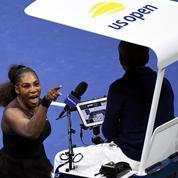Serena Williams à l'US Open : «Cela n'a rien à voir avec du sexisme !»