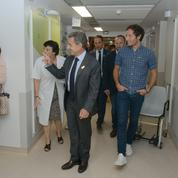 Sarkozy s'engage dans la campagne… contre le cancer