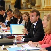 Rivoisy, Kohler, Emelien... Ils composent la garde rapprochée de Macron