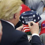 Trump face aux «adultes» et la dangereuse division des États-Unis