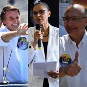 Brésil : une campagne présidentielle à rebondissements