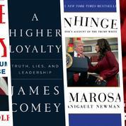 Ces livres à charge qui émaillent la présidence de Donald Trump