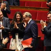 Élection étriquée pour Richard Ferrand à la tête de l'Assemblée