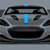 Aston Martin Rapide E, la berline de sport devient branchée