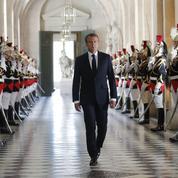 Le château de Versailles, lieu diplomatique prisé d'Emmanuel Macron
