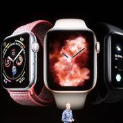 L'Apple Watch, une arme pour conquérir le secteur de la santé