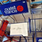 Ouest-France vent debout face à un projet de réorganisation