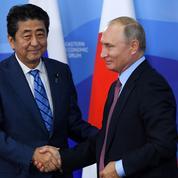 Rendez-vous manqués entre Tokyo et Moscou