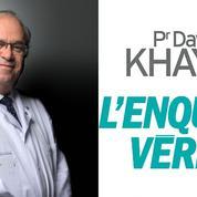 «Vous n'aurez plus peur du cancer»: les extraits exclusifs du livre événement du Professeur Khayat