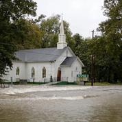 Ouragan Florence : la Caroline du Nord dévastée par la montée des eaux
