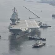 Avec sa marine de guerre, Pékin affirme ses ambitions