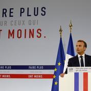 Sans le dire, Macron s'éloigne du modèle de protection sociale hérité de 1945