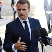Propos de Macron sur les chômeurs : l'exécutif cherche à éteindre l'incendie