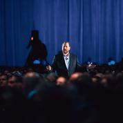 Marc Benioff, PDG de Salesforce, s'empare de Time Magazine