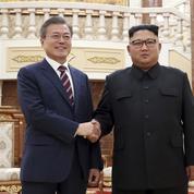 À Pyongyang, les deux Corées veulent sortir de l'impasse