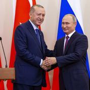Syrie : les incertitudes de l'accord Poutine-Erdogan sur Idlib