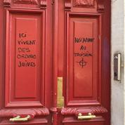Un tag antisémite sème l'émoi dans le XVIIIe arrondissement de Paris