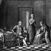 La monarchie morte et ressuscitée à la prison duTemple