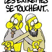 Un dessin satirique de Charb censuré sur Twitter, deux ans après sa publication