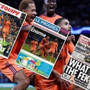 «Le peps Genesio», «Exploit qu'on n'attendait pas» : la presse encense l'OL après sa victoire sur Manchester City