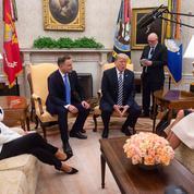 Quand la Pologne s'en va chercher de l'aide chez Trump