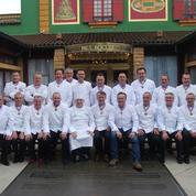 2004, la «promotion Voltaire» de la gastronomie