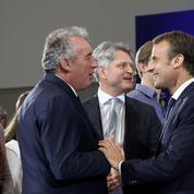 Le MoDem, entre «attente bienveillante» et «doutes» vis-à-vis de Macron