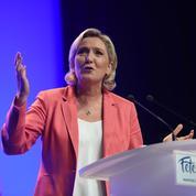 Marine Le Pen dénonce une «dictature molle» et des «persécutions» contre son parti