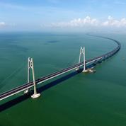 Un pont géant pour renforcer l'emprise de Pékin sur Hongkong