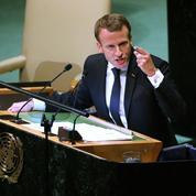 À l'ONU, Emmanuel Macron dénonce «la loi du plus fort»