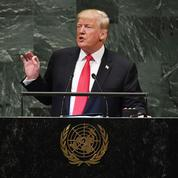 À la tribune de l'ONU, Donald Trump appelle à «isoler le régime iranien»