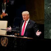 À l'ONU, Trump vante son bilan et provoque l'hilarité générale