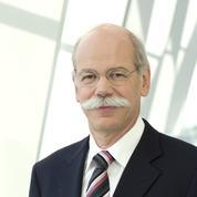 Daimler: Dieter Zetsche laisse levolant au Suédois Ola Källenius